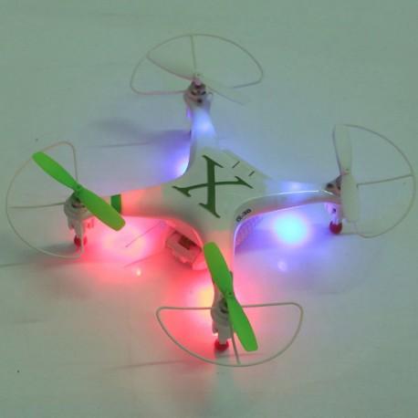 Cheerson Cx-30 con telecamera e luci Verde
